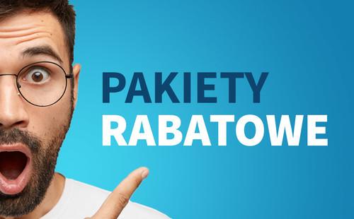 Pakiety rabatowe